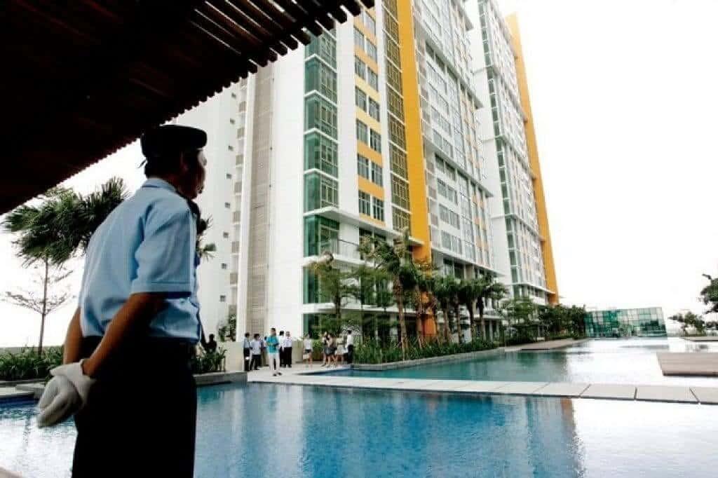 Phí quản lý chung cư đảm bảo an toàn cho tài sản và con người sinh sống