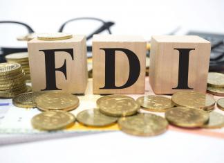 FDI cung cấp nguồn vốn lớn cho sự phát triển kinh tế