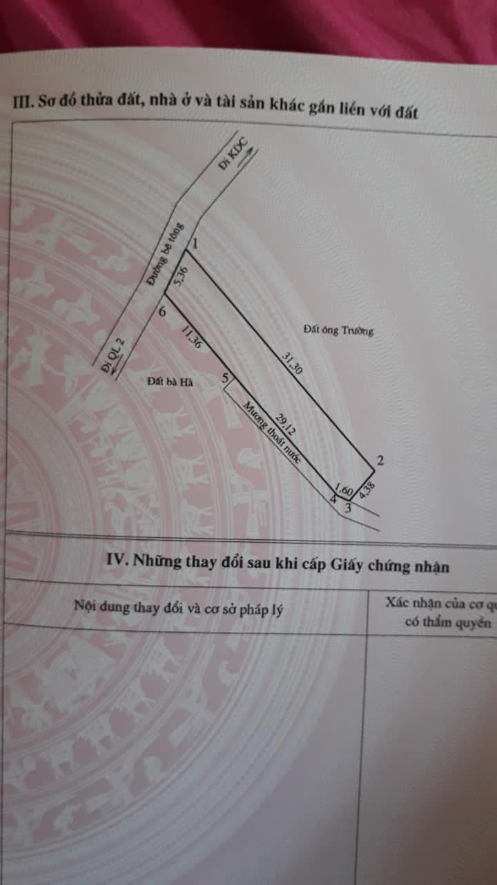 Sổ đỏ đất nền Tân Hà, Tuyên Quang