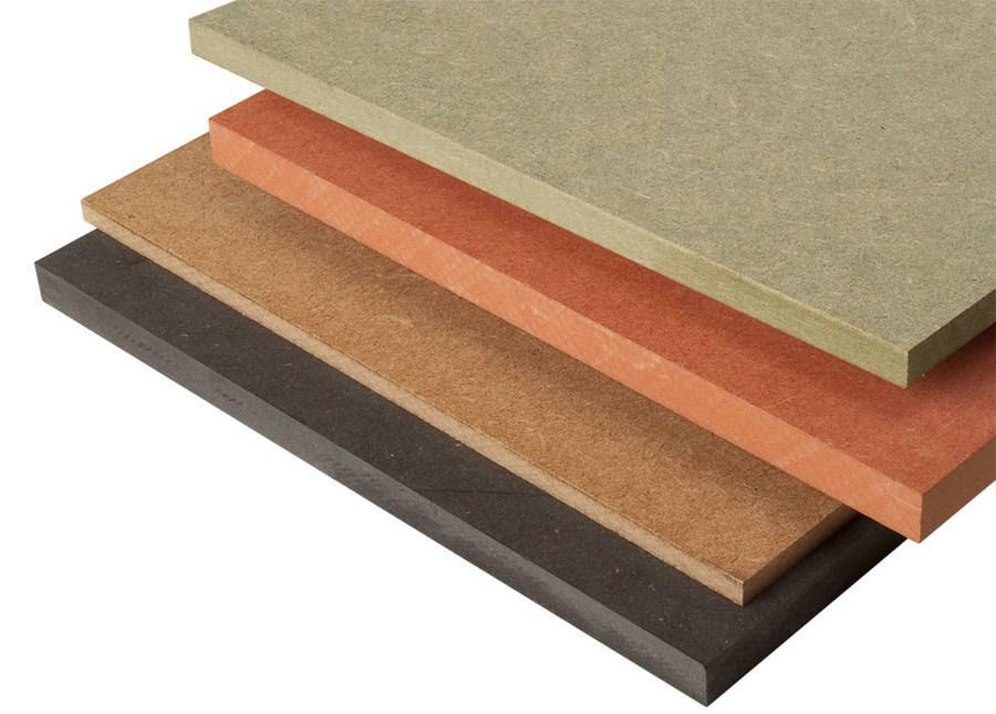Các sản phẩm được tạo ra từ gỗ HDF đang được sử dụng phổ biến hiện nay