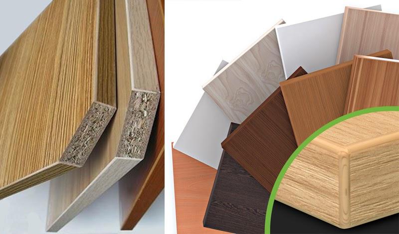gỗ MFC và MDF