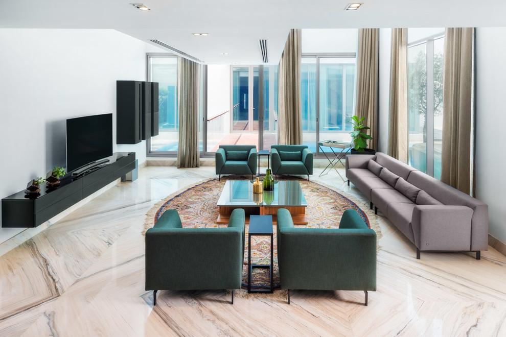 Thiết kế nội thất cần chú trọng cách bài trí, sắp xếp và lựa chọn màu sắc