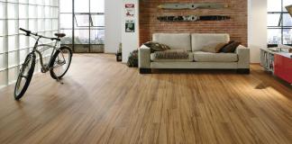 Ván sàn đem lại không gian ấm cúng, sử dụng tiết kiệm