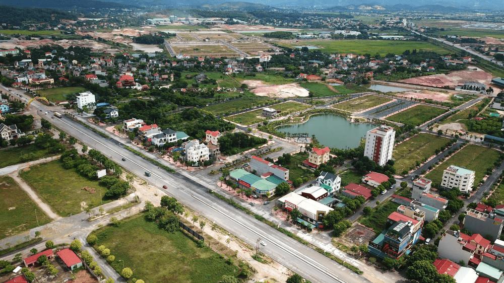 Tại Chí Linh giao thông phát triển đồng bộ