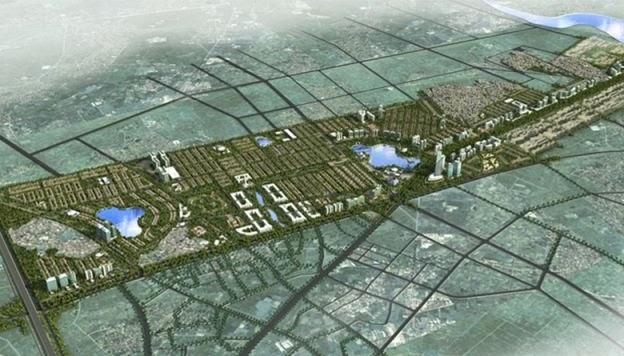Đất nền khu đô thị mới Nam Hải Dương