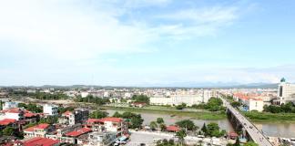 Khí hậu Móng Cái nóng ẩm, mưa nhiều