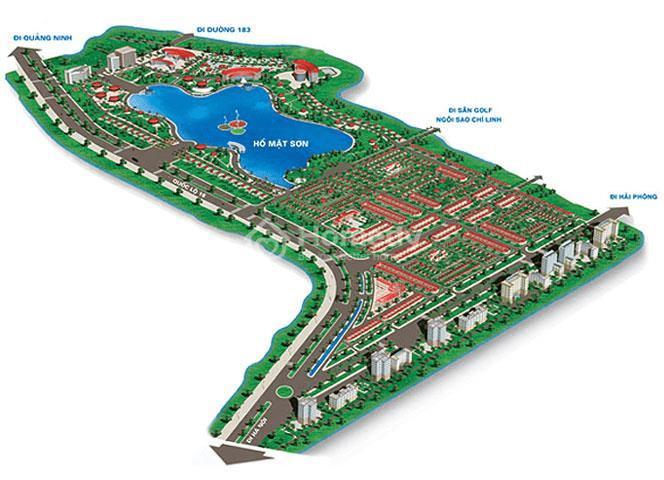 Khu dân cư Hồ Mật Sơn